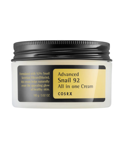 all in one snail cream cosrx