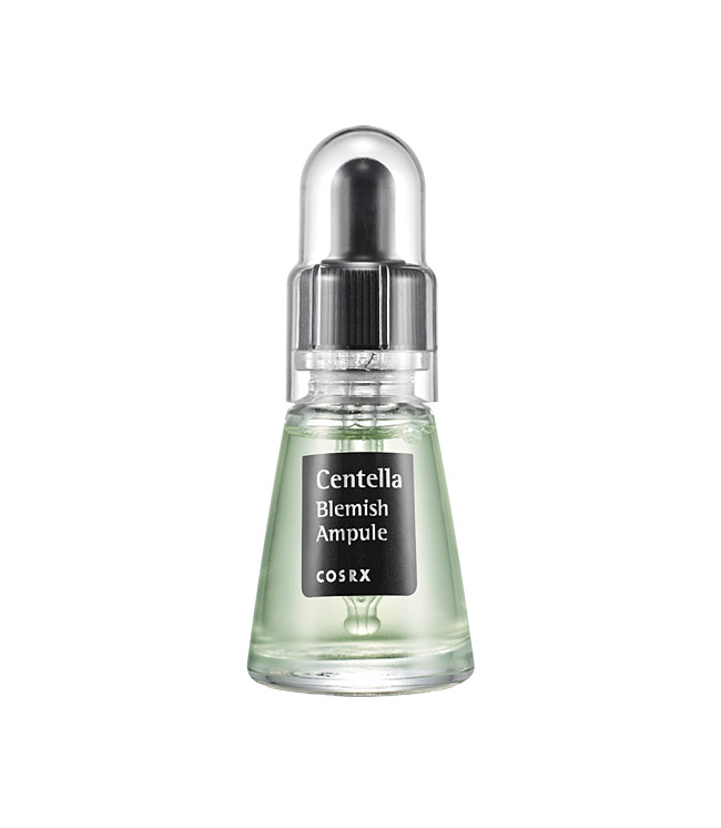 Centella-Blemish-Ampoule-Cosrx-skin-secret