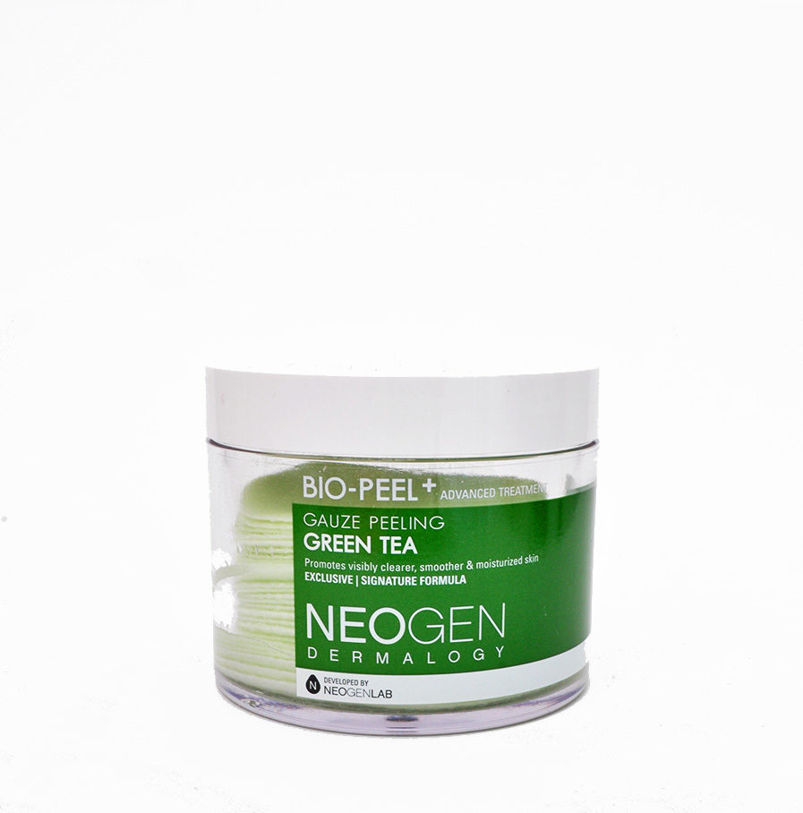 Skrubb: NEOGEN Bio-Peel Gauze Peeling Green Tea