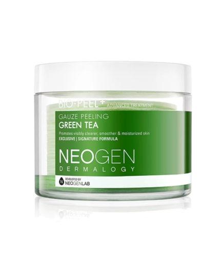 neogen biopeel gauze green tea
