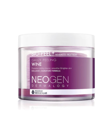 neogen biopeel gauze red wine