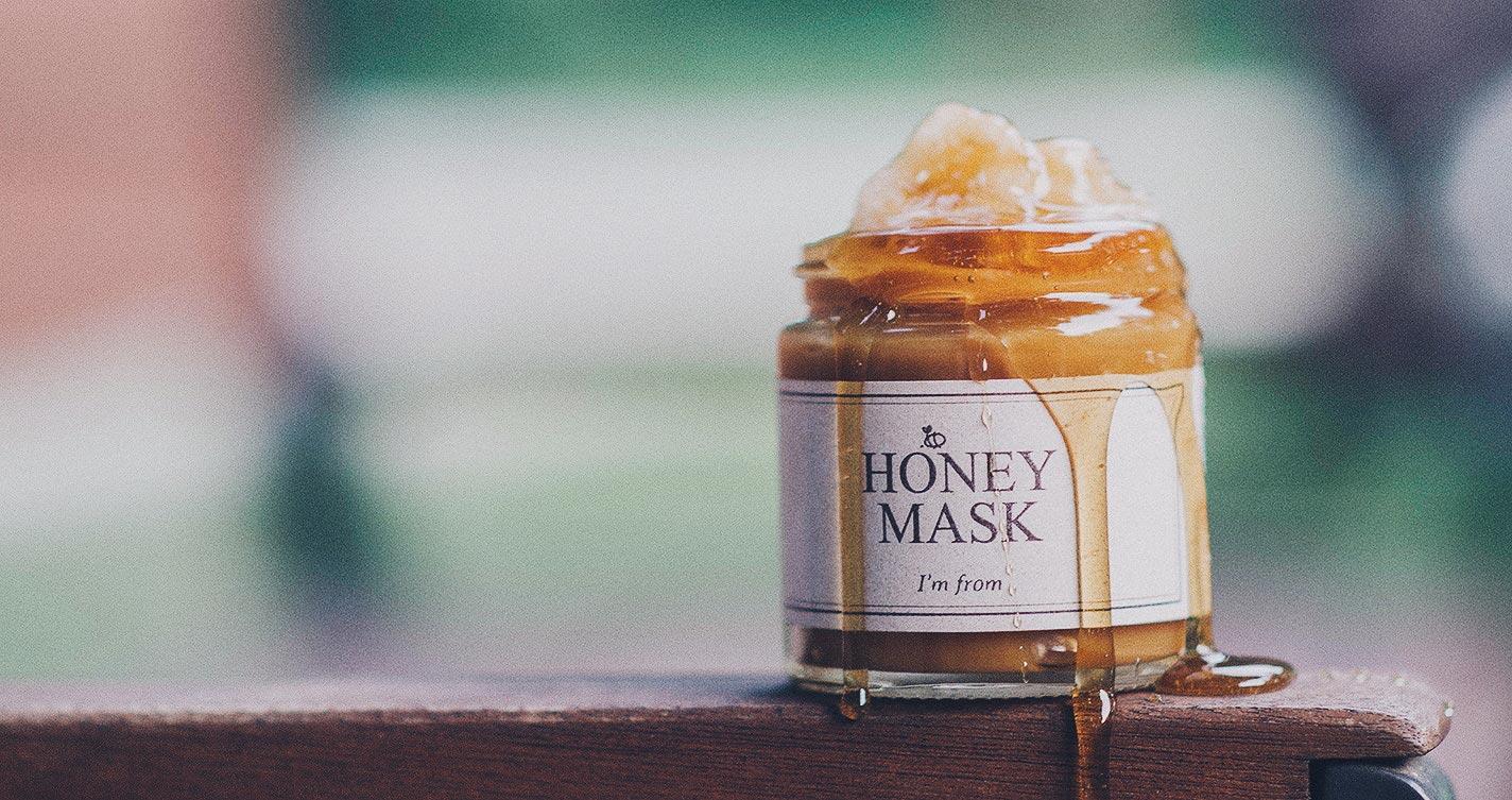 im-from-honey-mask