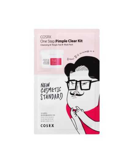 Cosrx Pimple Clear kit