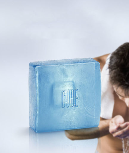 Cube-Soap-for-men-koreansk-hudpleie-menn