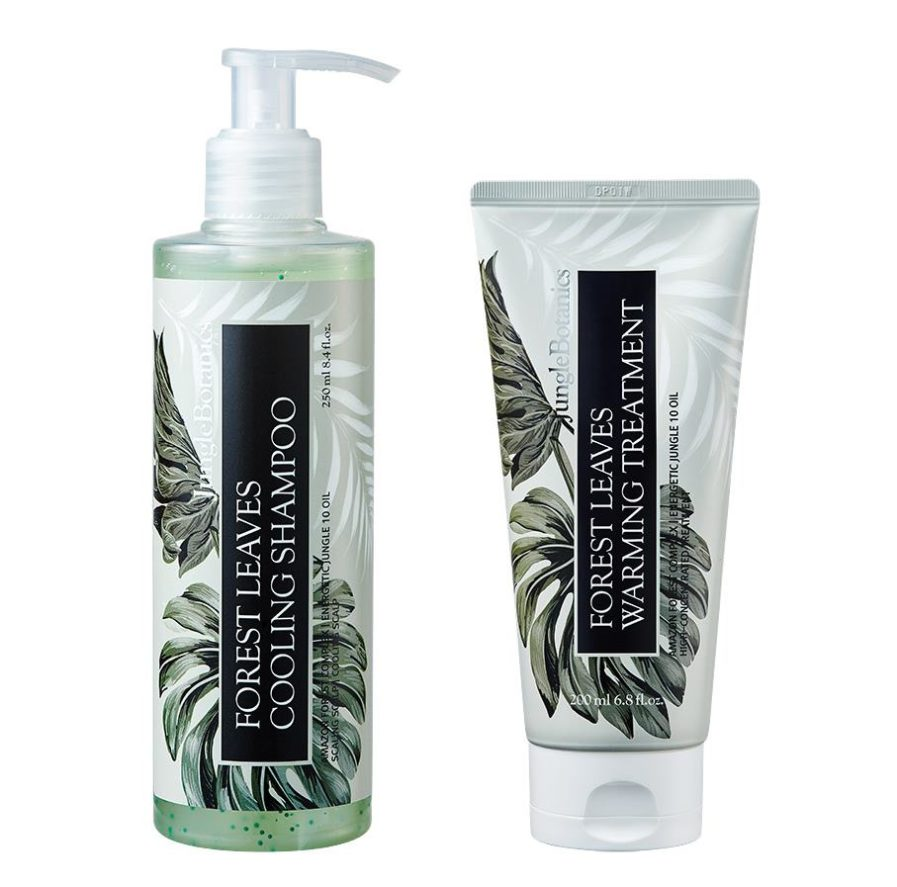 Jungle Botanics Shampoo Treatment