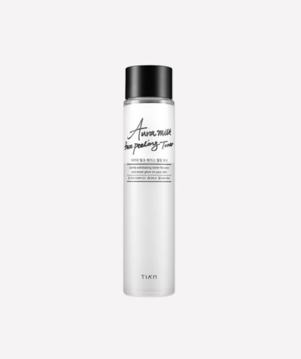 Tiam-aura-milk-face-peeling-toner