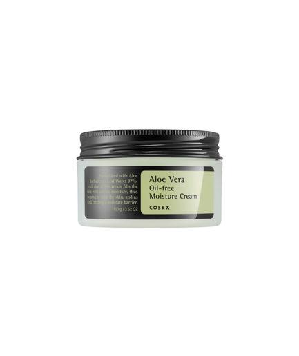 aloe vera oil free moisture cream cosrx