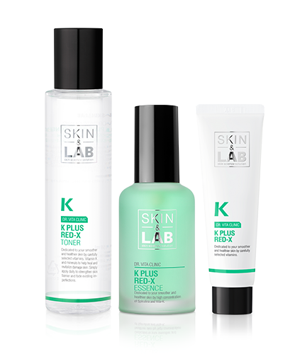 Skin & Lab K Plus Kit