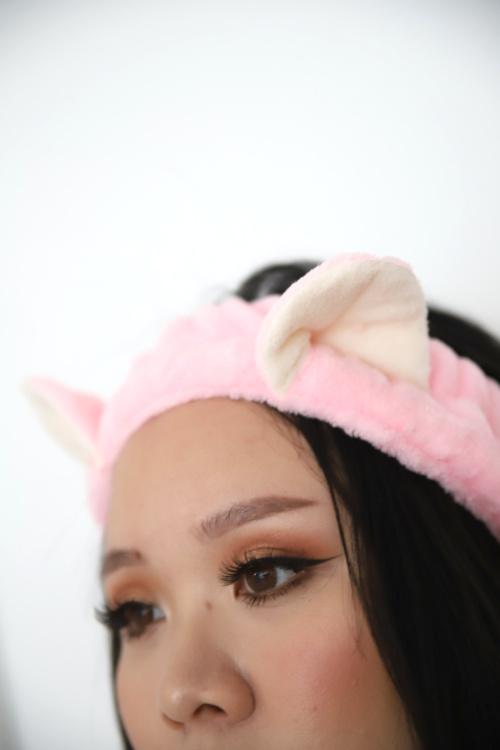 happy bunny closeup
