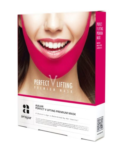 Avajar V-Lifting Premium Mask Box