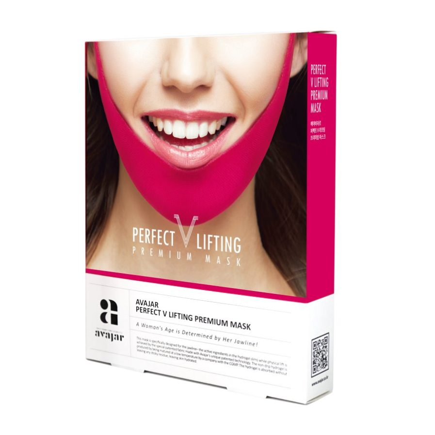 Avajar V-Lifting Premium Mask Box