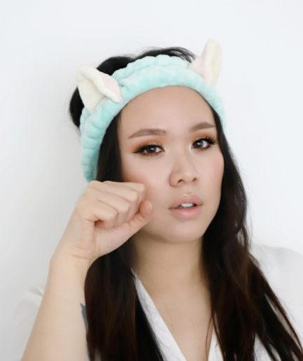 wild kitten headband
