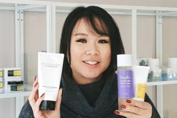 koreansk hudpleierutine makeup artist