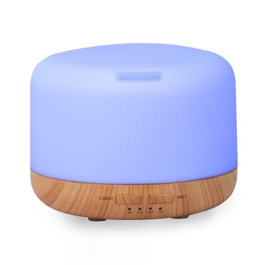 Luftfukter 400ml blå