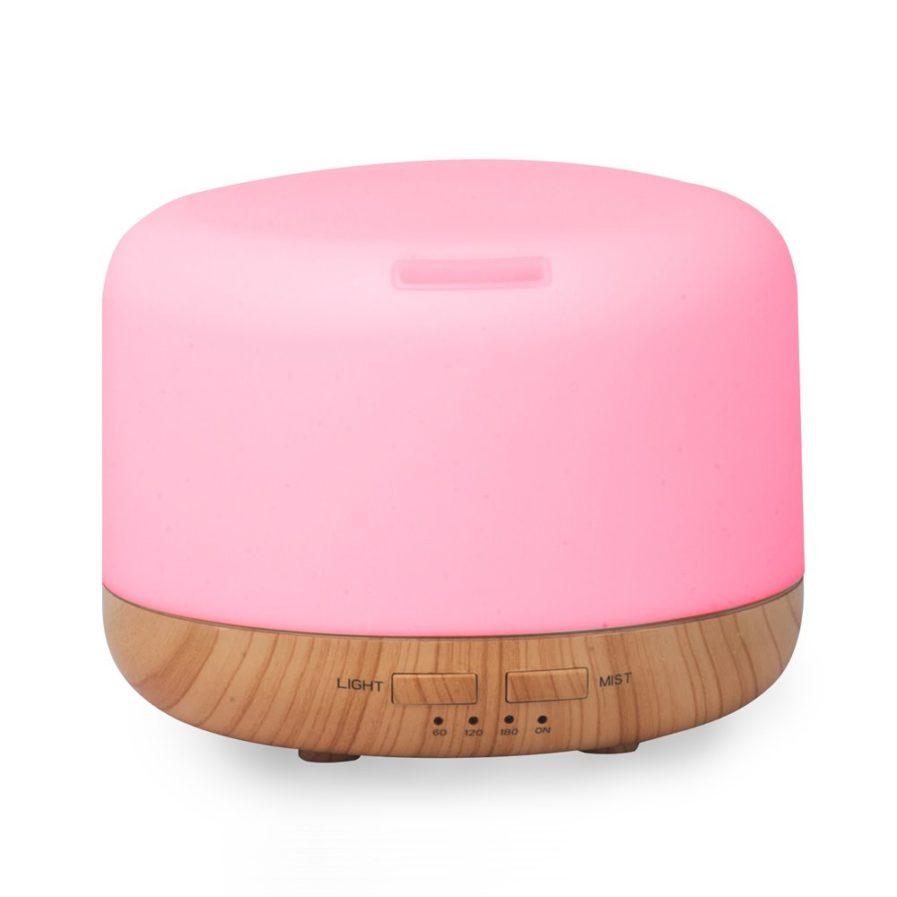 Luftfukter 400ml rosa