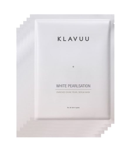 Klavuu White Pearlsation Serum Mask 5