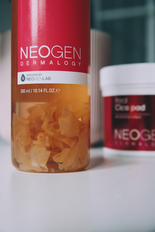 neogen real cleansing rose water