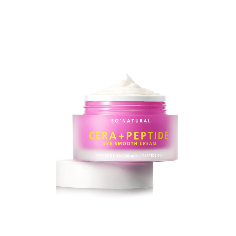 so natural cera peptide eye cream