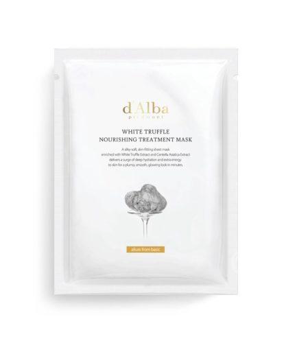 d'Alba Piedmont White Truffle Nourishing Treatment Mask