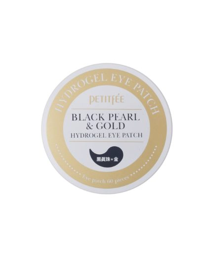 Petitfee Black Pearl Gold Hydrogel Eye Patch