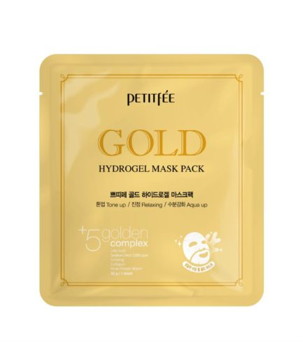 Petitfee Gold Hydrogel Face Mask
