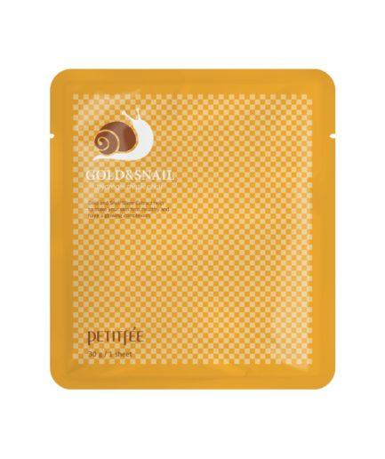 Petitfee Gold & Snail Hydrogel Sheet Mask