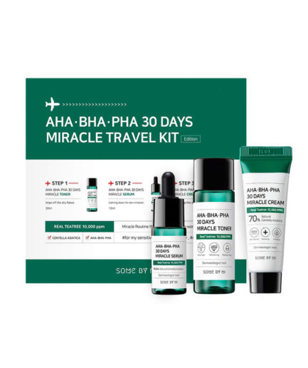 SOME BY MI AHA BHA PHA 30 Days Miracle Travel Kit