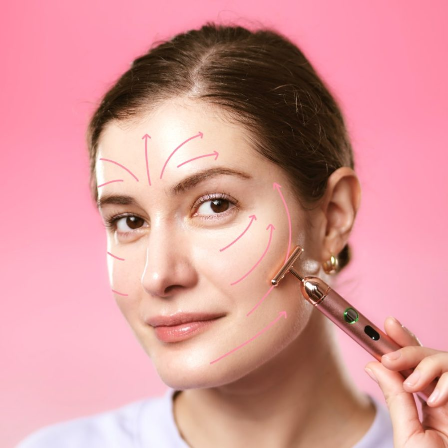 Hvordan bruke Gua Sha Electronic Beauty Lifter