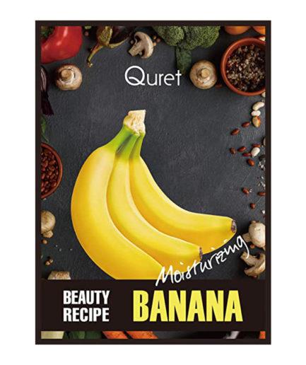 quret-beauty-recipe-banana-mask-koreansk-hudpleie