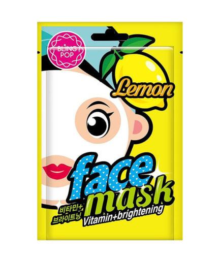 Blingpop-lemon-mask