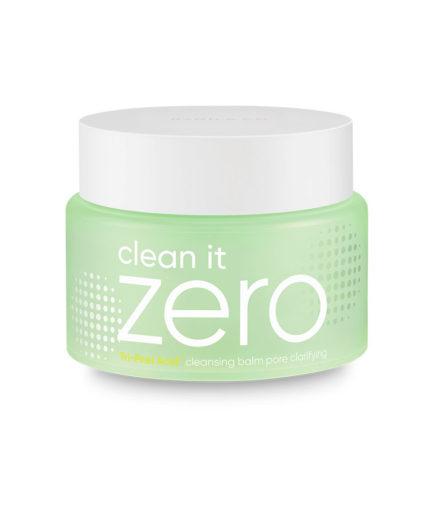 BanilaCo_Tri_Peel_Acid_cleansing_balm_Clean_It_Zero_skinsecret_koreansk_hudpleie