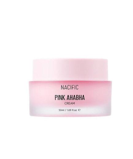 nacific-pink-aha-bha-cream
