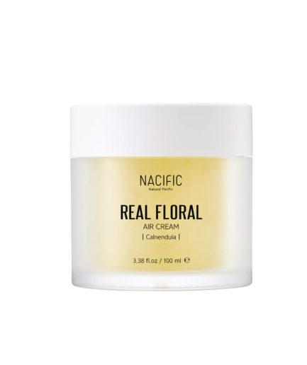 nacific-real-floral-air-cream-calendula_koreansk_hudpleie