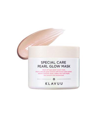 Klavuu_Special_care_pearl-glow-mask_koreansk_hudpleie_skinsecret