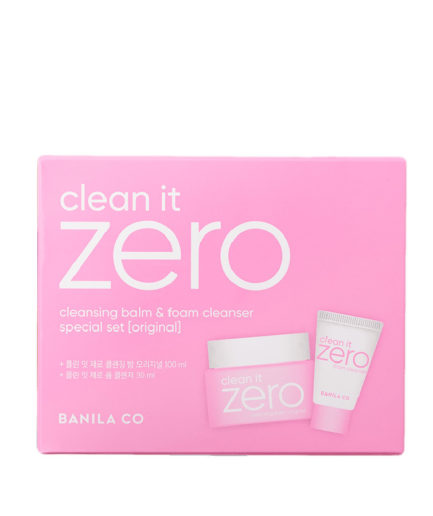 banilaco_original_clean_it_zero_cleansing_balm_skinsecret_koreansk_hudpleie