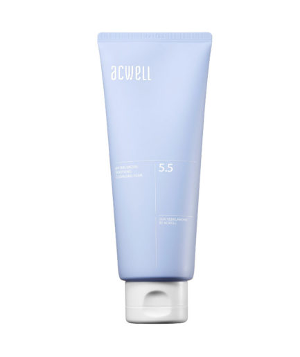 ACWELL_pH_Balancing_Soothing_Cleansing_Foam_skinsecret_koreansk_hudpleie