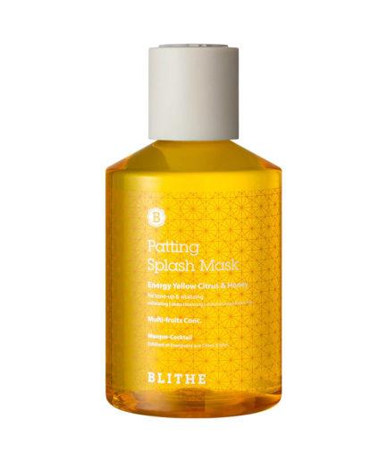 blithe_patting_splash_mask_energy_yellow_citrus_honey_skin_secret_koreansk_hudpleie