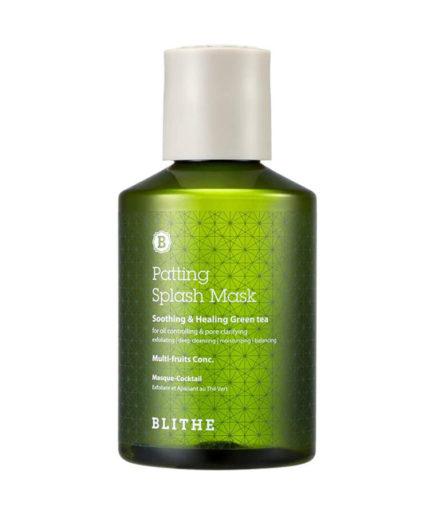 blithe_patting_splash_mask_soothing_healing_green_tea_skin_secret_koreansk_hudpleie