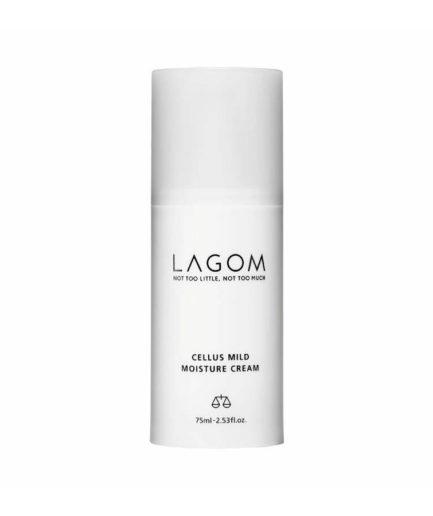 lagom_cellus_mild_moisture_cream_skinsecret_koreansk_hudpleie