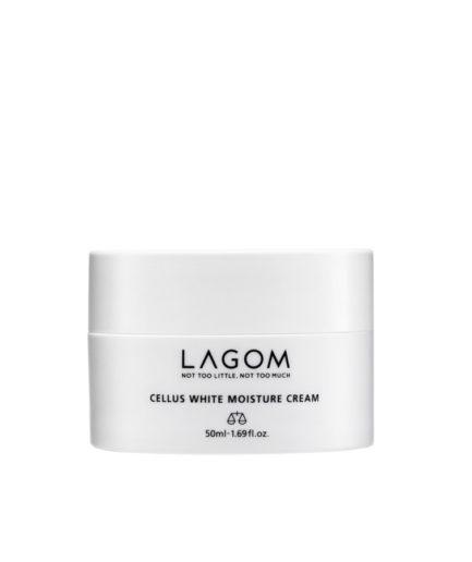lagom_cellus_white_mositure_cream_skinsecret_koreansk_hudpleie