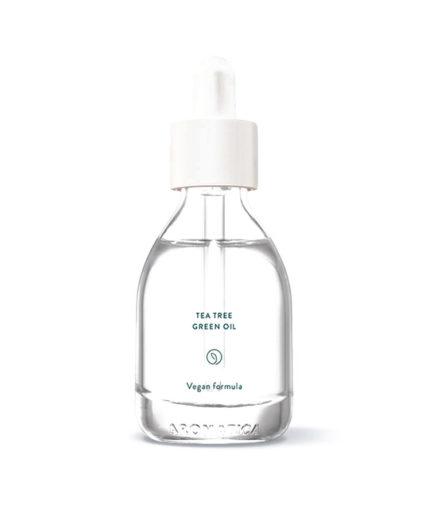 aromatica_tea_tree_green_oil_skin_secret_koreansk_hudpleie