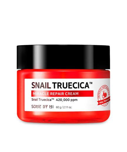 some_by_mi_snail_truecica_miracle_repair_cream_skin_secret_koreansk_hudpleie
