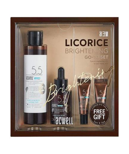 ACWELL_licorice_brightening_go_to_set_skin_secret_koreansk_hudpleie