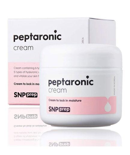 SNP_Prep_Peptaronic_Cream_skin_secret_koreansk_hudpleie