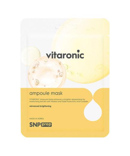 SNP_Prep_Vitaronic_Ampoule_mask_skin_secret_koreansk_hudpleie