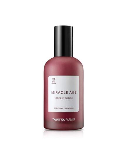 thank_you_farmer_miracle_age_repair_toner_skin_secret_koreansk_hudpleie